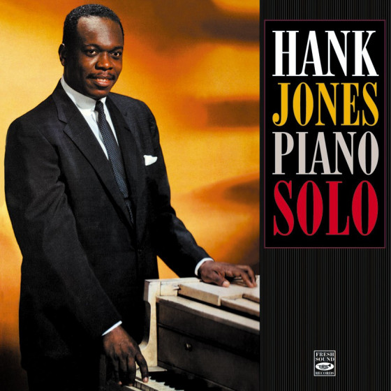 Hank Jones Piano Solo