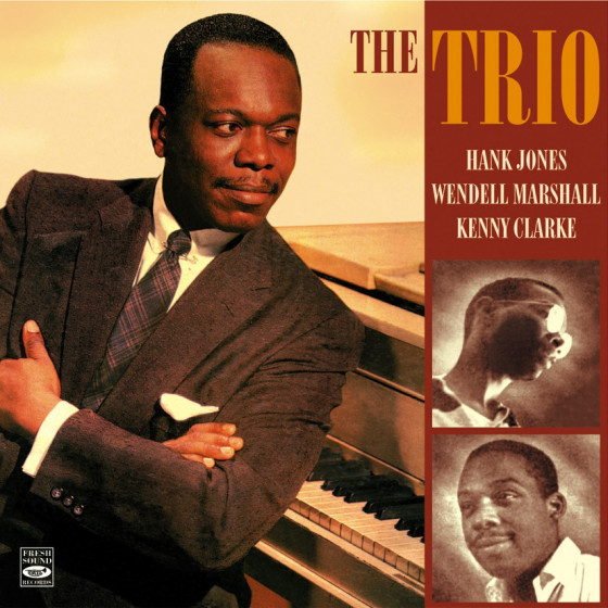 The Trio (Feat. Wendell Marshall & Kenny Clarke)