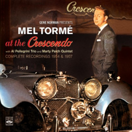 At the Crescendo · Complete Recordings 1954 & 1957 (2-CD)