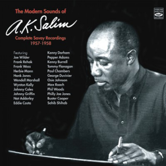 The Modern Sounds of A.K. Salim - Complete Savoy Recordings 1957-1958 (2-CD)