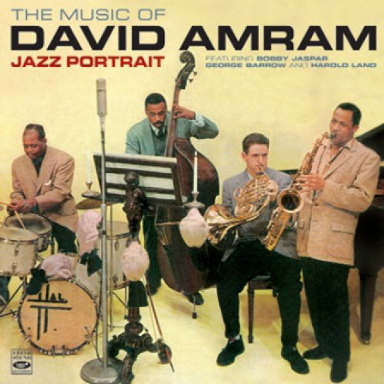 Jazz Portrait -  The Music of David Amram
