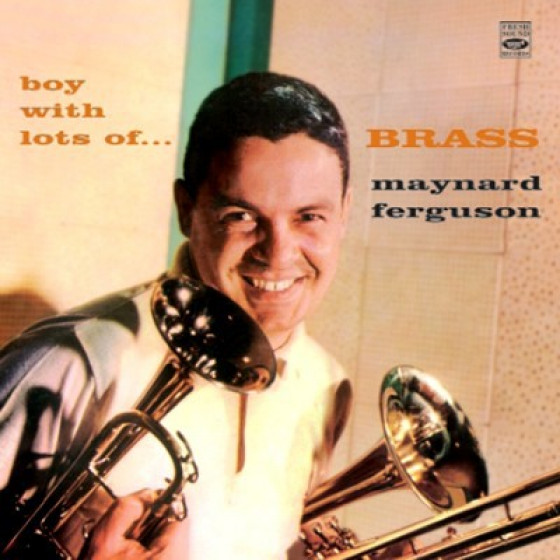 Boy with lots of... BRASS