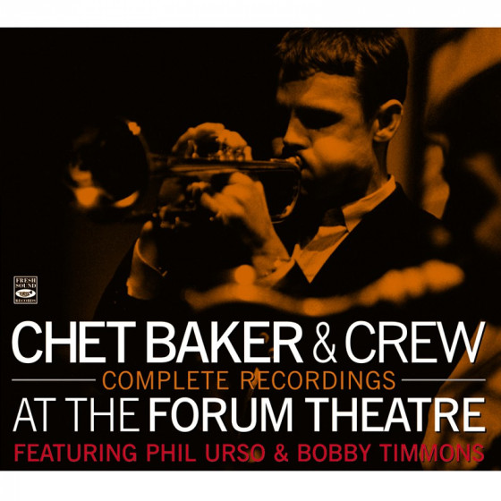 At The Forum Theatre · Complete Recordings (2-CD) Digipack