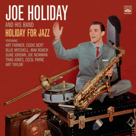 Holiday For Jazz + Bonus tracks