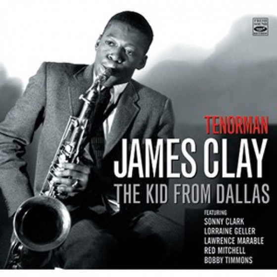 The Kid From Dallas: Tenorman (Digipack)
