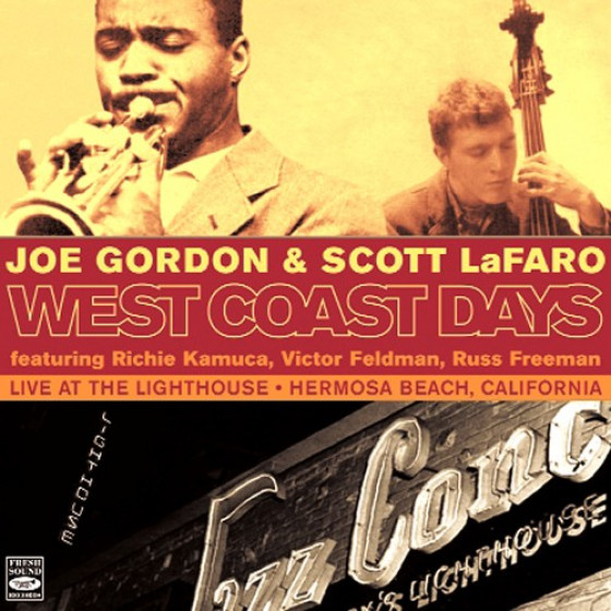 West Coast Days - Live at the Lighthouse, Hermosa Beach, California