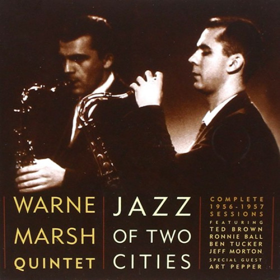 Jazz Of Two Cities · Complete 1956-1957 Sessions (2-CD)