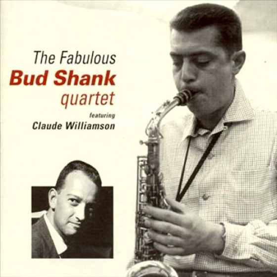 The Fabulous Bud Shank Quartet feat. Claude Williamson
